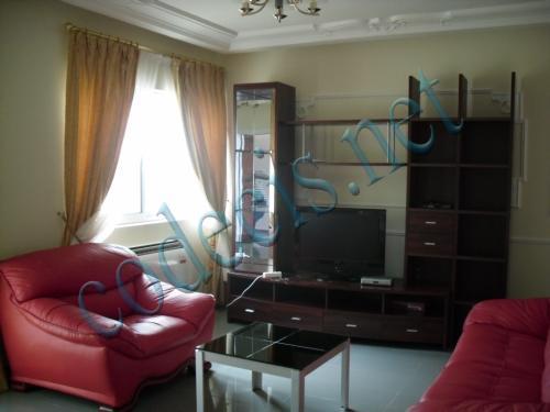 image du bien  : Appartement meublé de 02 chambres à  louer à  Bastos, Yaoundé.