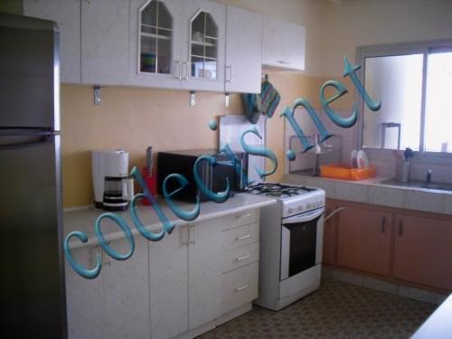 image du bien  : Appartement meublé de 04 chambres à  louer à  Omnisports, Yaoundé.