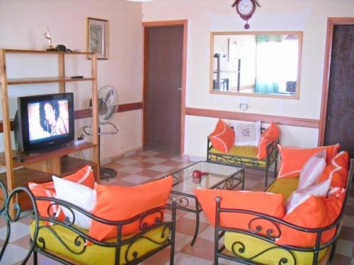 image du bien  : Appartement meublé de 02 chambres à  louer à Biyem Assi, Ville de Yaoundé.