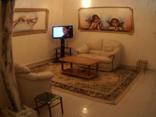 image du bien  : Appartement meublé de 02 chambres à  louer, omnisports, Yaoundé