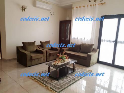 image du bien  : Appartement meublé de 03 chambres à louer à Ngousso, Yaoundé